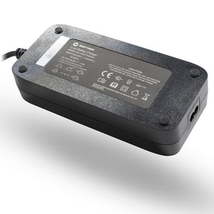 【NORTH AMERICA】Rattan LM/LF Battery Charger 48V 3A (With 3-pin plug connector)
