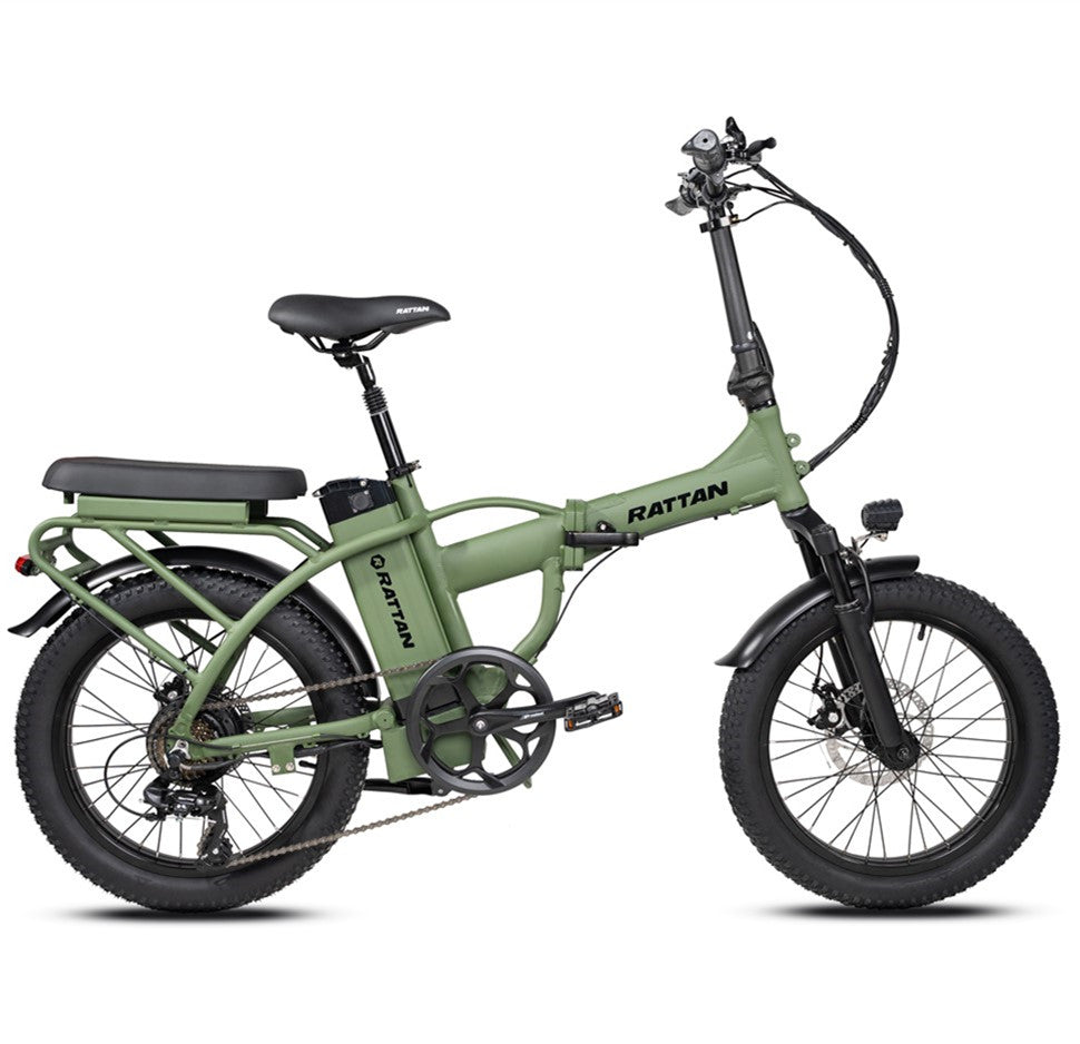 【NORTH AMERICA】LM 500W MINI Fat Tire
