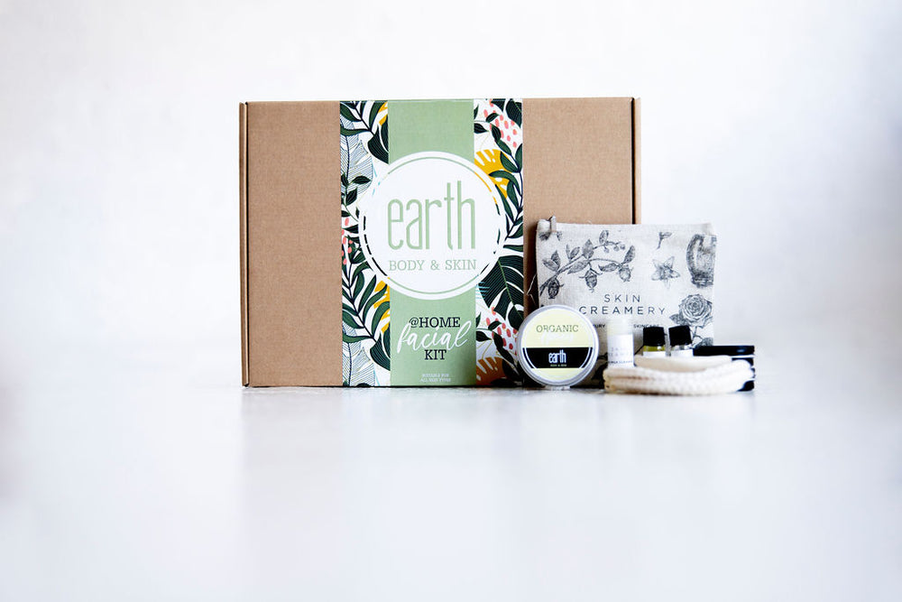 Earth At Home Facial Kit