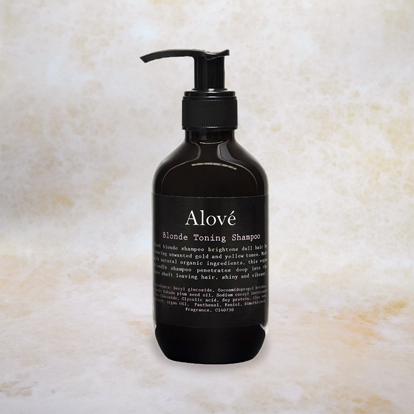 Blonde Toning Shampoo (200ml)
