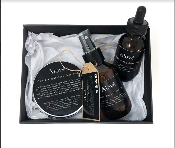 Skin Care Gift Pack