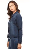 Classic Jean Jacket-indigo-side