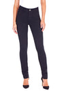 Olivia Slim Leg - Love Premium Denim_Black_Front