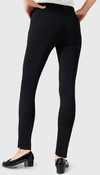 "Hollywood 31"" Slim Pant-black-back"