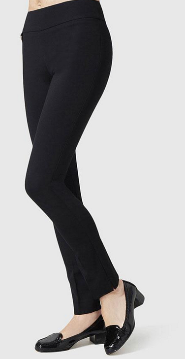 "Hollywood 31"" Slim Pant-black-side"