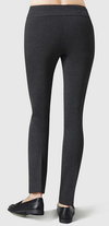 "Hollywood 31"" Slim Pant-charcoal-back"