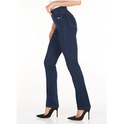 Pull-On Straight Leg - Comfy Denim