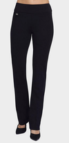 "33"" Straight Pant-black-front"