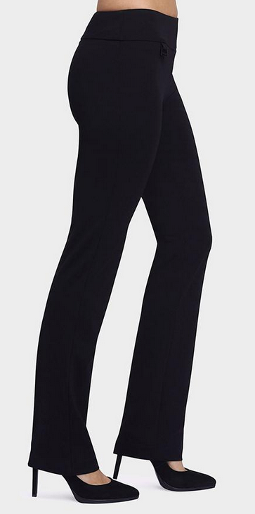 "33"" Straight Pant-black-side"