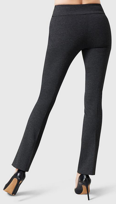 "33"" Straight Pant-charcoal-back"