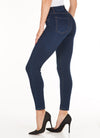 Olivia Slim Ankle - Comfy Denim_Indigo_Side