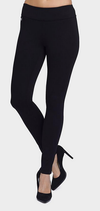 "31"" Thinny Pant in Hollywood Fabric-black-front"