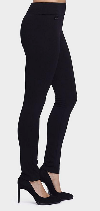 "31"" Thinny Pant in Hollywood Fabric-black-side"