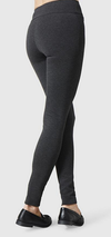 "31"" Thinny Pant in Hollywood Fabric-charcoal-back"