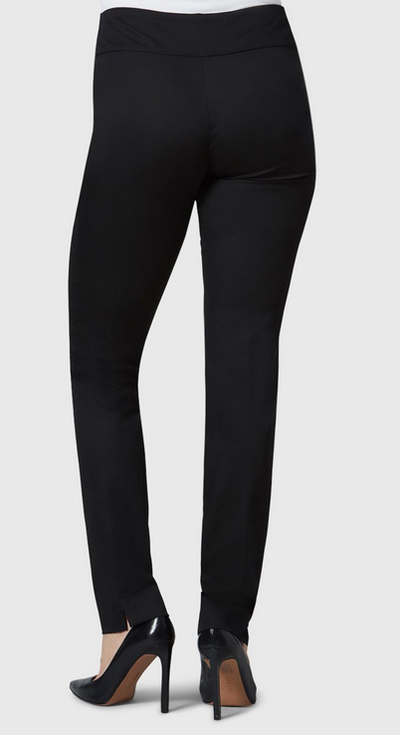 "Jupiter Cotton Stretch - 31""-black-back"