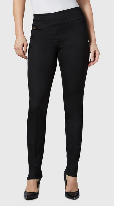 "Jupiter Cotton Stretch - 31""-black-front"