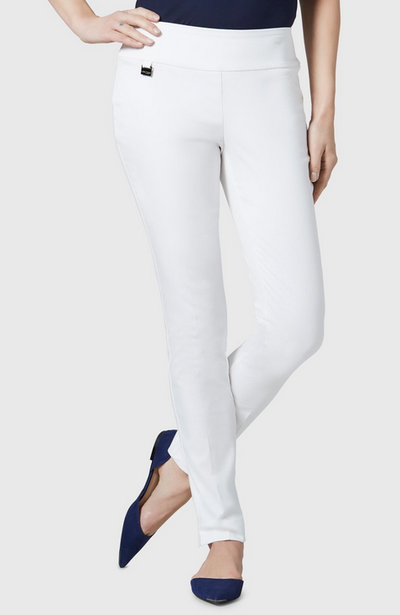 "Jupiter Cotton Stretch - 31""-white-front"