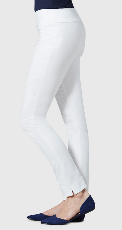 "Jupiter Cotton Stretch - 31""-white-side"