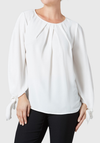 Lola Blouse-offwhite-front