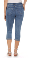 Olivia Capri - Statement Denim-moodyblue-back