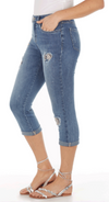 Olivia Capri - Statement Denim-moodyblue-side