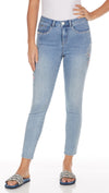 Olivia Slim Ankle - Statement Denim-coolblue-front
