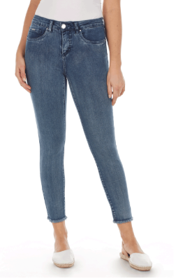 Olivia Slim Ankle - Statement Denim-splendidindigo-front