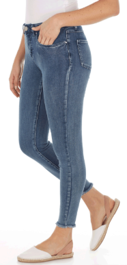 Olivia Slim Ankle - Statement Denim-splendidindigo-side