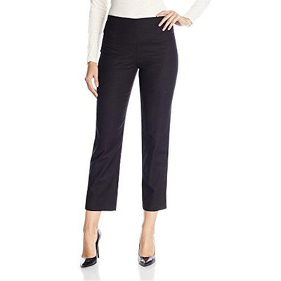 Perfect Ankle Pant with Side Zip