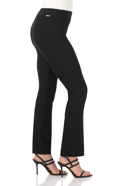 Ease Into Comfort Straight Leg Pant with Tummy Control