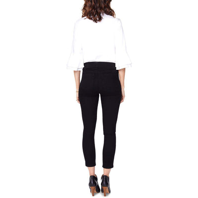 Alina Skinny Ankle Pull-On Jeans