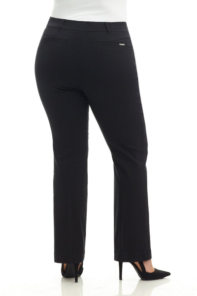Ease into Comfort Barely Bootcut Plus Size Pant