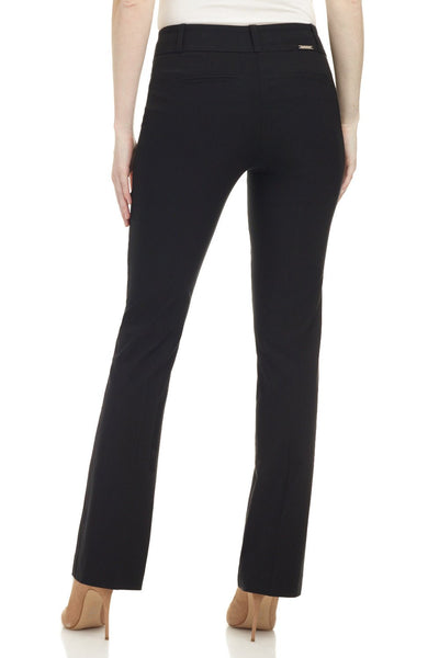 Ease in to Comfort Fit Barely Bootcut Stretch Pants