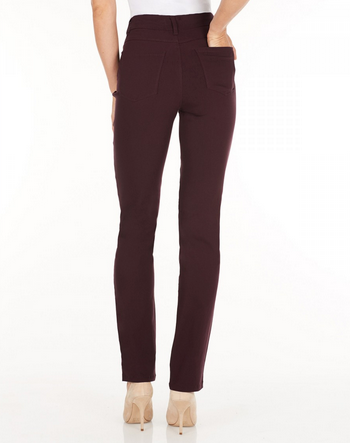 Suzanne Straight Leg - Technoslim Vino Back