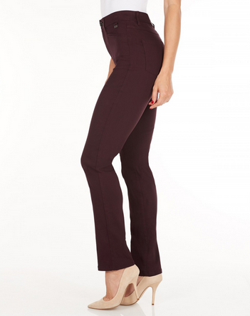 Suzanne Straight Leg - Technoslim Vino Side