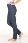 Suzanne Straight Leg - Reversible-indigo-side
