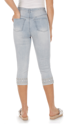 Suzanne Capri - Statement Denim-celestial-back