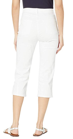 Suzanne Capri - Soft Hues Denim-white-back