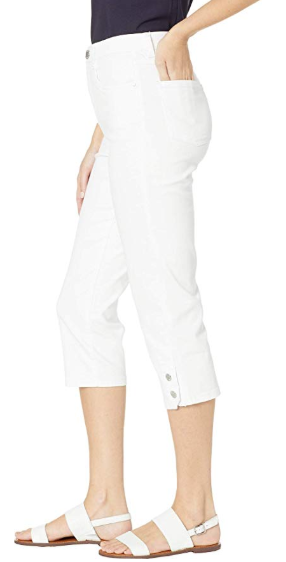 Suzanne Capri - Soft Hues Denim-white-side
