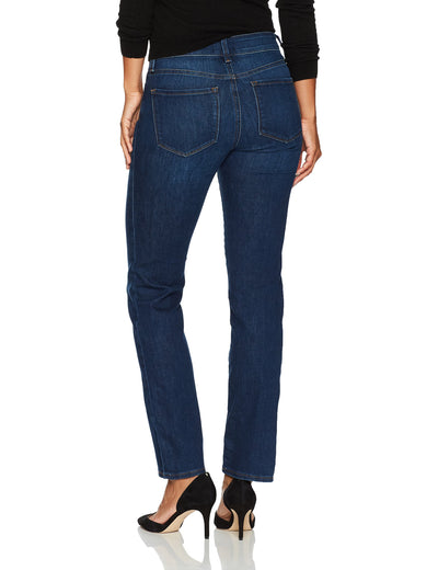 Petite Size Marilyn Straight Leg Jeans