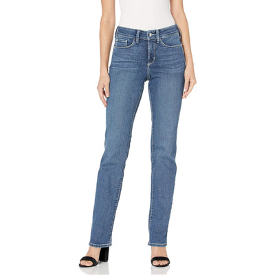 Marilyn Straight Denim Jeans