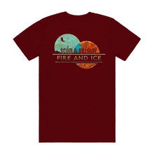 Load image into Gallery viewer, Fire & Ice Tee