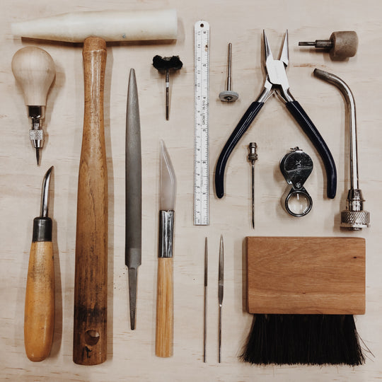 TOOLS OF THE TRADE: STARTING THE PROJECT