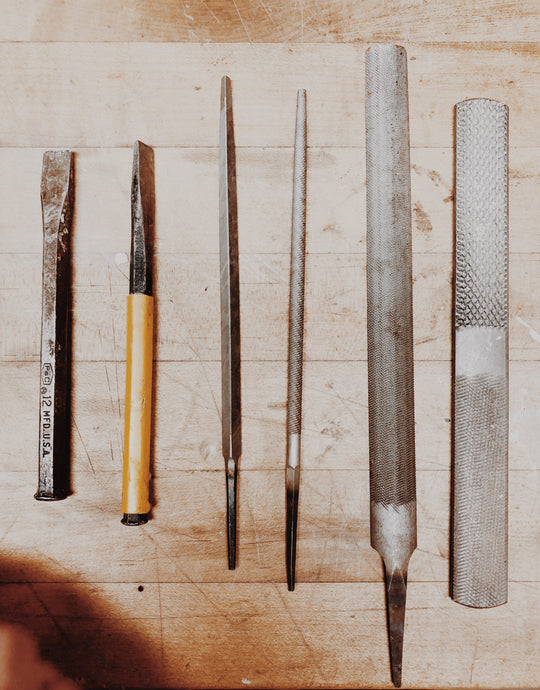 TOOLS OF THE TRADE: THE INSPIRATION