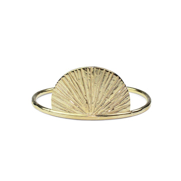 Sunrise Cuff | Bronze