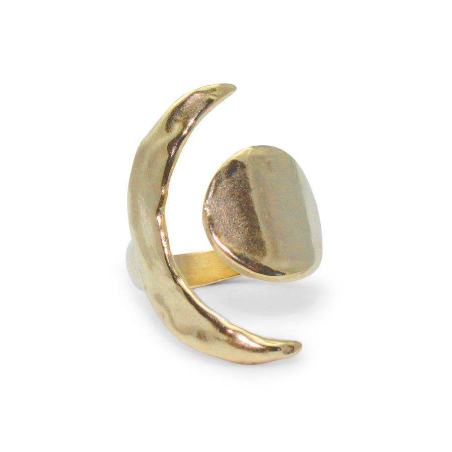 Equinox Ring | Bronze
