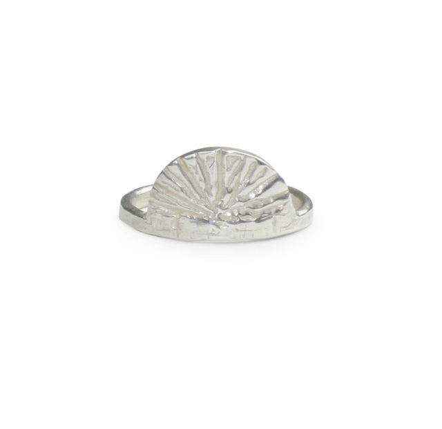 Sunrise Ring | Silver