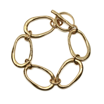 Lake Chain Bracelet | Bronze