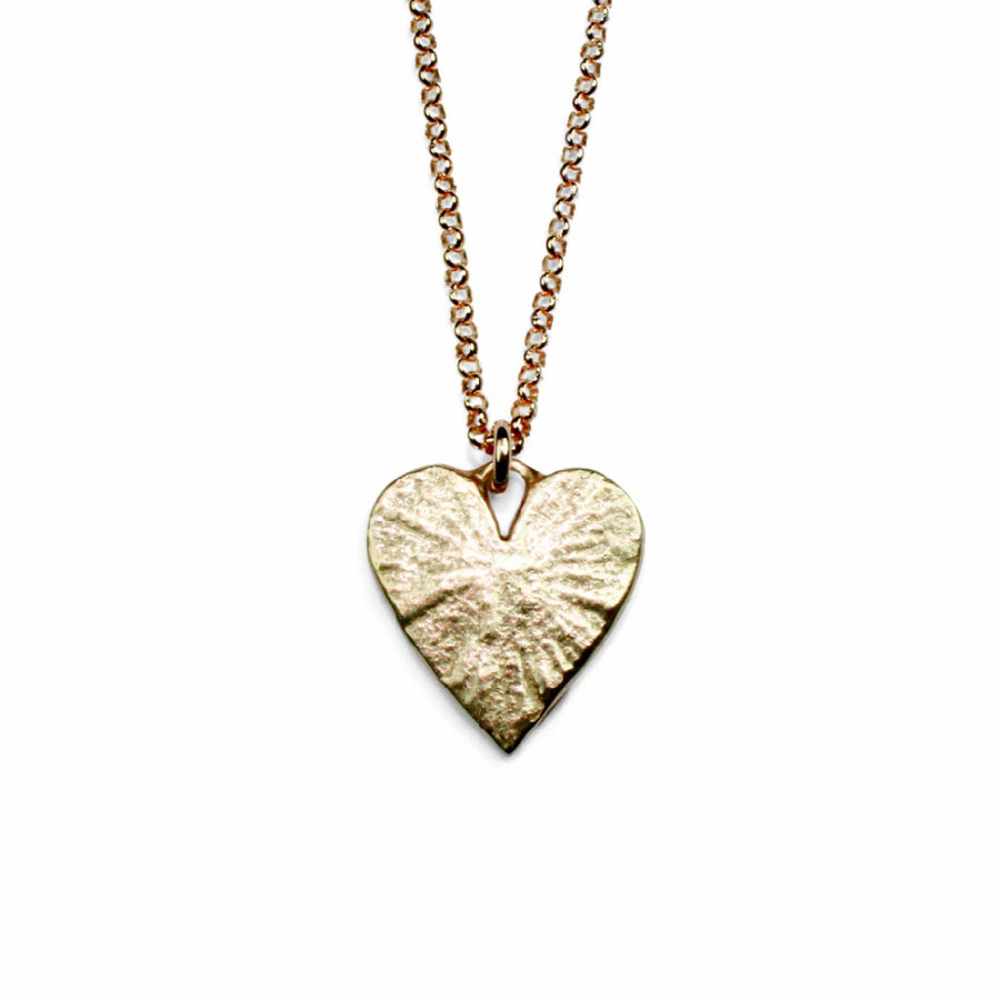 Wild Heart Necklace | Gold
