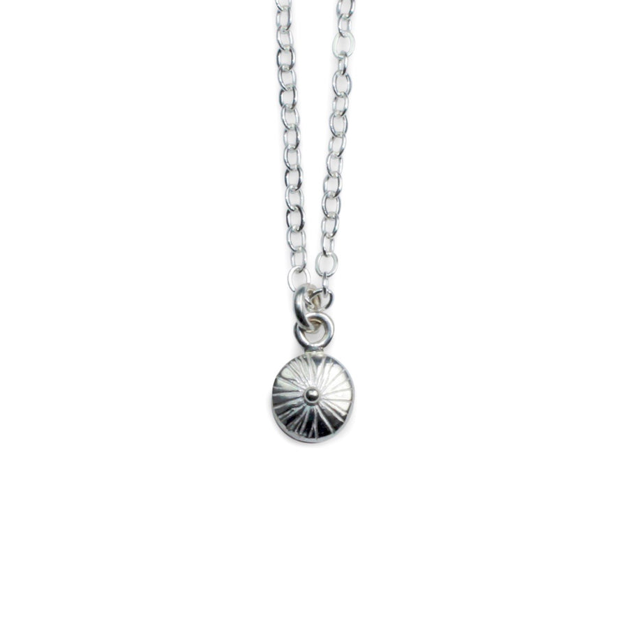 Day Necklace | Silver